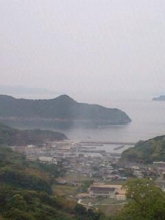 和歌山県日高郡 衣奈浦漁港