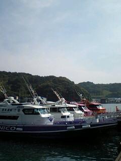 高知 片島港