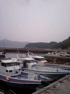愛媛県中泊港