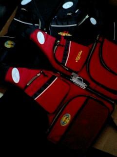 フローティングベストT-2赤、黒、黄完売