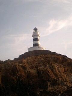 神子元島(みこもとしま)灯台です!