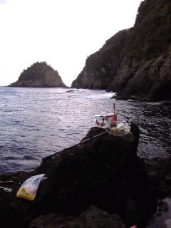 フィールドスタッフ植田氏(島根)隠岐の釣行レポートが届きました。
